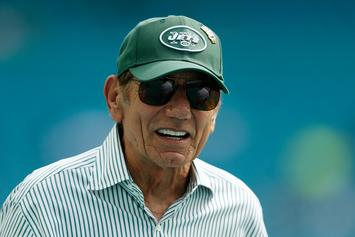 "Joe Namath Comments On Alabama's Loss, Says ""We Got Outplayed"""