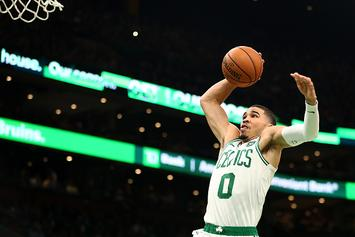 "Jayson Tatum: ""I'd Trade Me Too For Anthony Davis"""