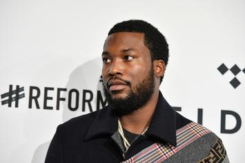 Meek Mill Reveals Why He's Traumatized Of Lace-Front Wigs