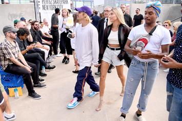 Justin Bieber & Hailey Baldwin Seen Mansion Shopping In Los Angeles