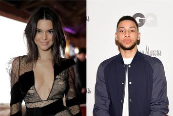 Ben Simmons Leaves Thirsty Comment On Kendall Jenner's Lingerie Videos