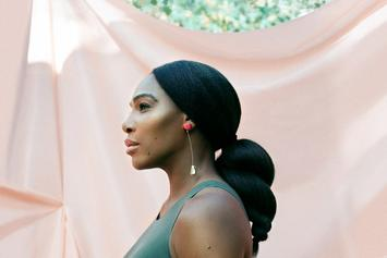 Serena Williams Gets Personal In Allure Magazine Cover Story