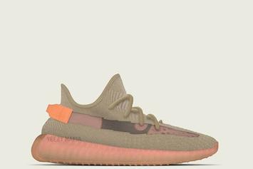 "Adidas YEEZY BOOST 350 V2 ""Clay"" First Look"