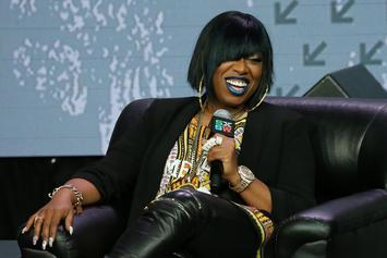 "Missy Elliott Celebrates Her ""Songwriters Hall of Fame"" Induction Becoming Official"