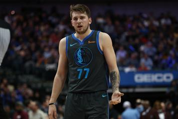 Luka Doncic Receives High Praise From Golden State Warriors
