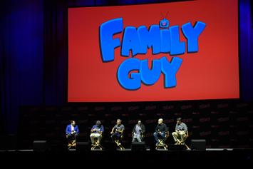 """Family Guy"" Producers Break Down ""Gross"" Donald Trump Episode"