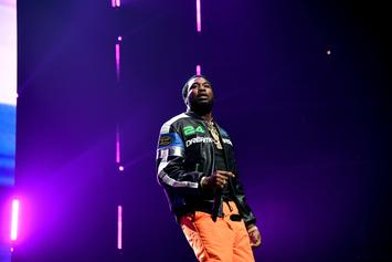 "Meek Mill To Make His ""Saturday Night Live"" Debut This Month"
