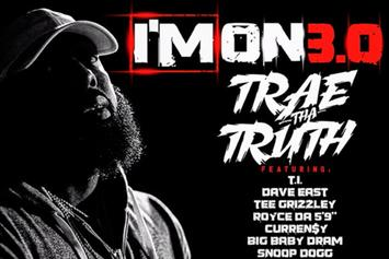 "Trae Tha Truth Drops Off Visuals For Star Studded Single ""I'm On 3.0"""