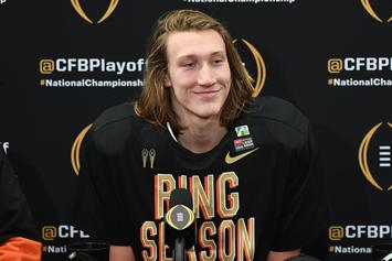 Trevor Lawrence Enjoyed Donald Trump's Fast Food Buffet