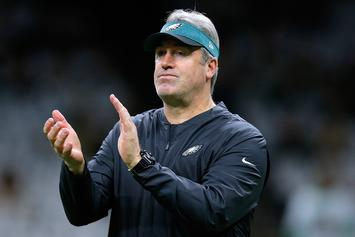 Eagles Coach Doug Pederson Confirms Carson Wentz Will Be The Starter Moving Forward