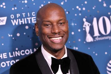 Tyrese Gibson And Daughter Soraya Are Twinning In Latest Share To Instagram