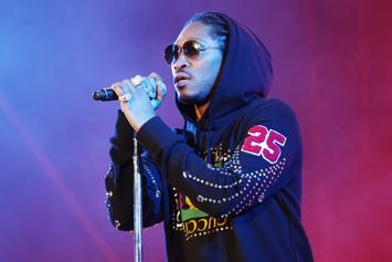 """Future Conjures Dark Magic On """"The WIZRD"""""""