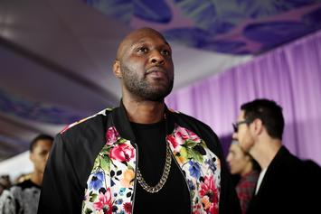 Lamar Odom Blasted For $25K Traveling Violation In New Lawsuit: Report