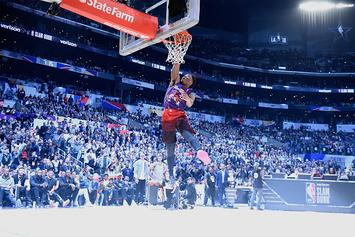 Donovan Mitchell Not Among Dunk Contest Participants This Year