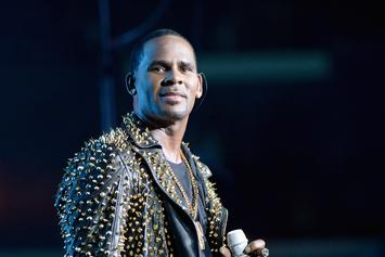 R. Kelly Reportedly Dropped By Sony Music Amid Sexual Assault Allegations