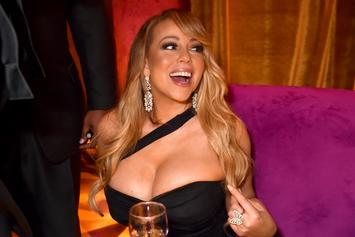 Mariah Carey's 10 Year Challenge Entry Is Timeless
