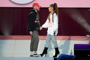 Ariana Grande Pauses To Celebrate Mac Miller's 27th Birthday