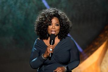 """Oprah Issues Late Entry To """"In My Feelings"""" Challenge"""