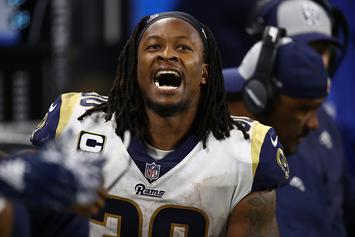 Todd Gurley Trolls Saints On Instagram Following Controversial Victory