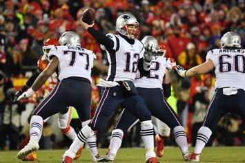 NFL Will Investigate Report Of Tom Brady Being Flashed By Laser Pointer