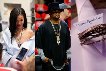 """The-Dream Says Rihanna's Album Is """"About Done,"""" & Beyonce Is Keeping Busy Too"""