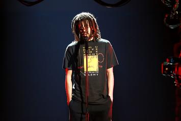 J. Cole's Inner Dad Comes Out, As He Grapples With Instagram Live
