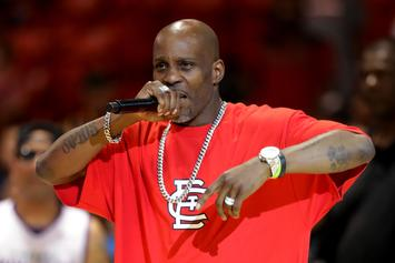 """DMX Preaches The Bible At Random Hotel Party: """"I Am A Warrior Of The Lord"""""""