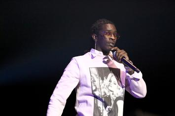 """Young Thug Claims Lil Wayne Is Trying To Sue him For """"Barter 7"""""""