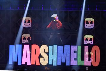 """Marshmello Will Perform In """"Fortnite"""" According To New Leaks"""