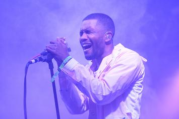 "Frank Ocean Denies Rumors ""Endless"" Is Coming To Streaming Services"