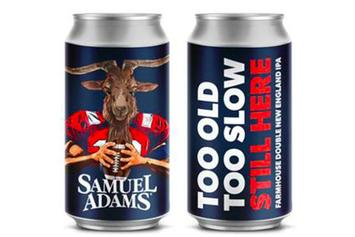 Samuel Adams Launches Tom Brady Inspired IPA