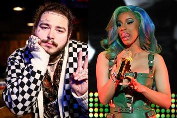 Cardi B, Post Malone & Ariana Grande Join Grammy's New Feminist-Initiative