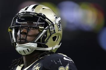 Alvin Kamara Has No Interest In An Apology From Roger Goodell