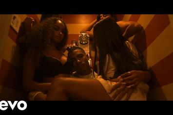 "Arin Ray Channels Hugh Hefner In ""Reckless"" Video"