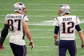 Tom Brady And Rob Gronkowski Troll Haters With Post-Game Instagram Post