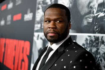 "50 Cent Taps Sean Penn For ""Power"" Spinoff, Talks 6ix9ine's Arrest & More"