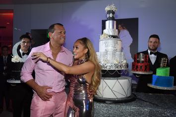 Jennifer Lopez Celebrates Laughter, Fun & Love With A-Rod On Two-Year Anniversary
