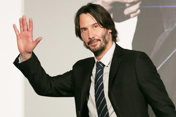 "Keanu Reeves Turned Down ""Captain Marvel"" In Favor Of ""John Wick 3"""