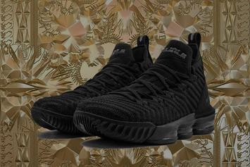 """Nike Lebron 16 """"Watch The Throne"""" Rumored For All-Star Weekend"""