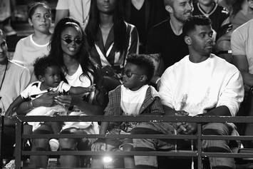 """Ciara & Future's Son Was """"The Happiest Kid In The World"""" After Hanging With The Migos"""