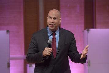"""Cory Booker Confirms He's In A Relationship, Won't Reveal Who: """"I Got A Boo"""""""
