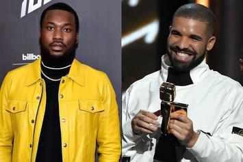 "Meek Mill & Drake Share Cinematic Teaser For ""Going Bad"" Video"