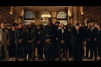 """Meek Mill & Drake Move Like The Mob In """"Going Bad"""" Music Video"""