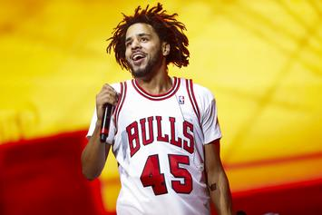 "J. Cole Teases Official Release Of ""Want You To Fly"""
