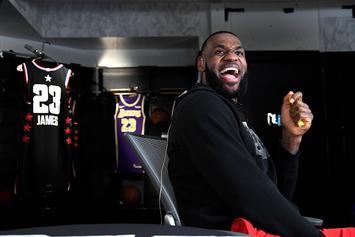 """LeBron: East Teams Making Moves Because """"They Ain't Gotta Go Through Me"""""""