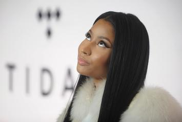 Nicki Minaj Still Boo'd Up In Booty-Grabbing Photos
