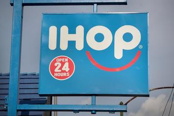 """IHOP's """"Name Change"""" Actually Led To Spike In Burger Sales"""