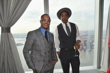 "T.I, Jay-Z, Pharrell & Q-Tip Shine In ""Young Millionaires"" Throwback Pic"