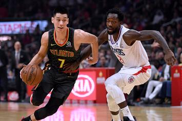 Jeremy Lin To Join Toronto Raptors After Atlanta Hawks Buyout: Report