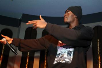 "Sheck Wes Denies Justine Skye's Allegations: ""I Never Hit Or Beat Any Women"""